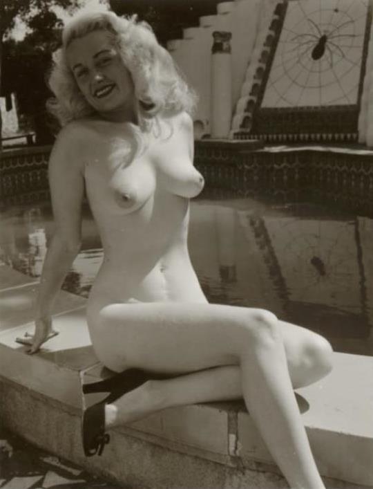 Dixie evans naked
